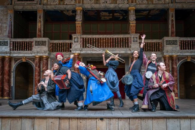 Shakespeare's Globe on tour - Comedy of Errors