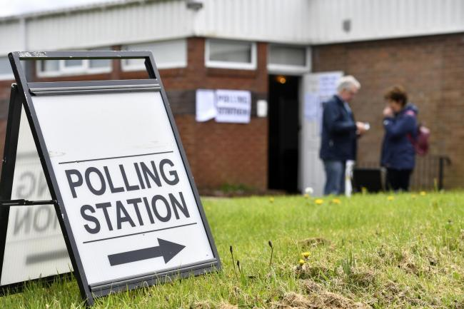 Where is your polling station?