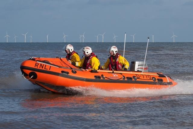 With warmer weather predicted for the bank holiday weekend, the RNLI is warning beach visitors to stay safe