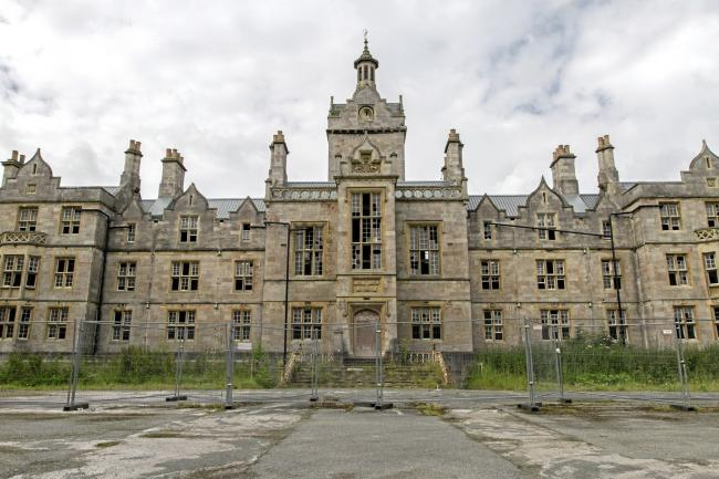 Former Denbigh hospital proposed for 300 homes and new