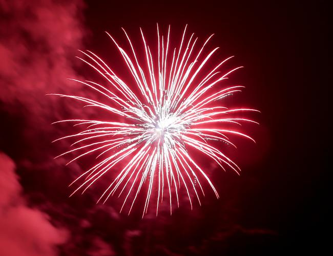 The FUW is urging fireworks safety