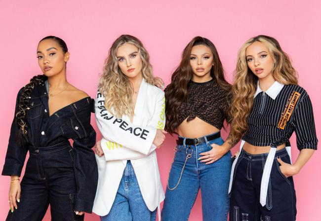 Girl group Little Mix return to Stadiwm Zip World, Colwyn Bay, on Saturday July 11, 2020. Picture submitted by Lizz Hobbs Group Limited on November 22, 2019