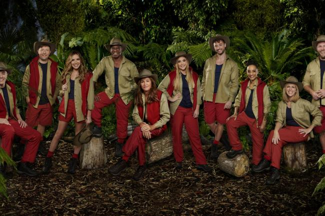 I'm A Celebrity … Get Me Out Of Here! 2019 campmates