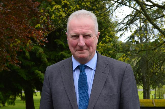 Harry Fetherstonhaugh is the leading figure behind the success of the Royal Welsh Show