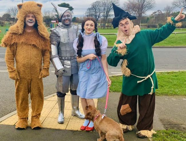 The Magic Light Productions team will bring the wonders of Oz to Denbighshire schoolchildren