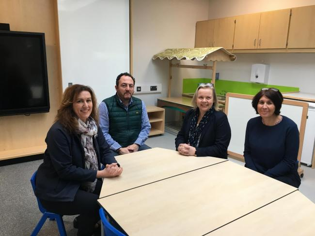 One of Denbighshire\'s new 21st Century schools