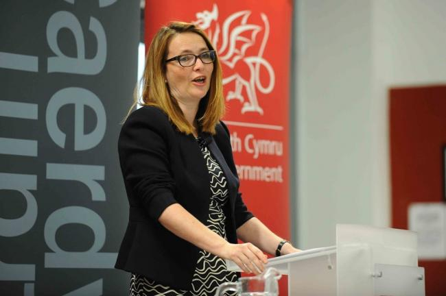 Minister for Education, Kirsty Williams