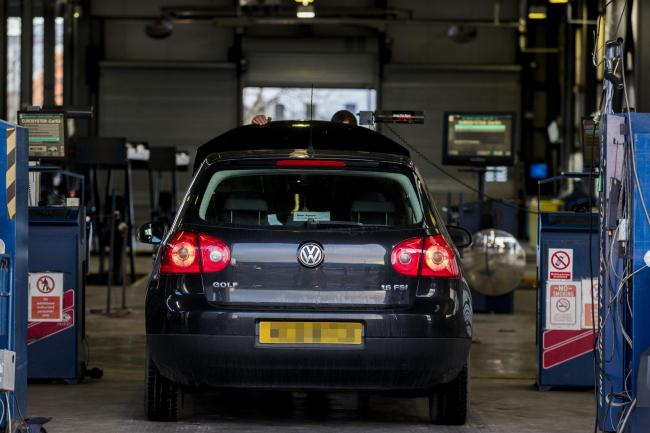 Vehicle owners in Britain will be granted a six-month exemption from MOT testing