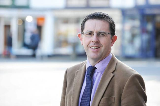 Dolgellau Livestock Market chief executive Rhys Davies takes seat on HCC board