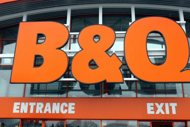 B Q Reopens All 288 Uk Stores Denbighshire Free Press