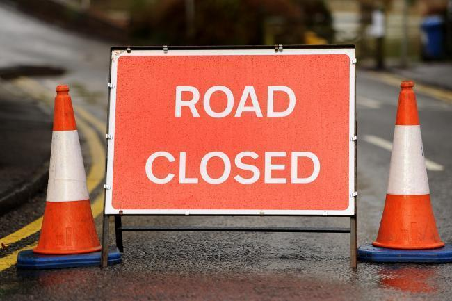 Public Notices: Latest road closures that will affect motorists in Denbighshire