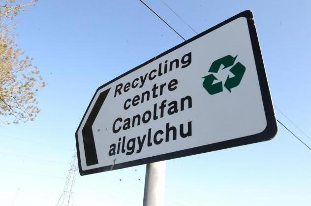 Recycling centres have re-opened
