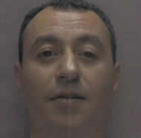 Denbighshire Free Press: Most wanted: Mehmet Salih. Picture: NCA
