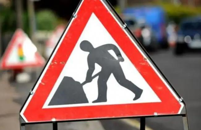 County roadworks start in Denbighshire