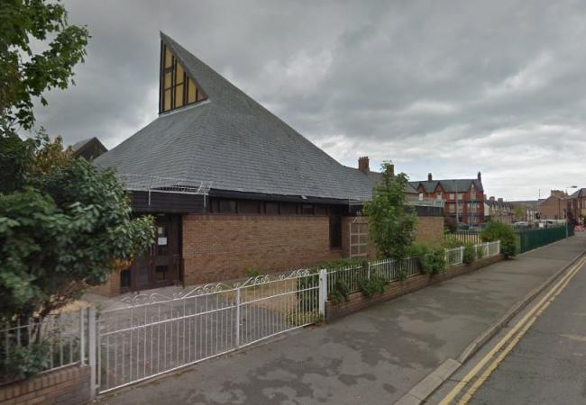 St Mary's, Our Lady of the Assumption Catholic Church in Rhyl. Picture: Google Street View