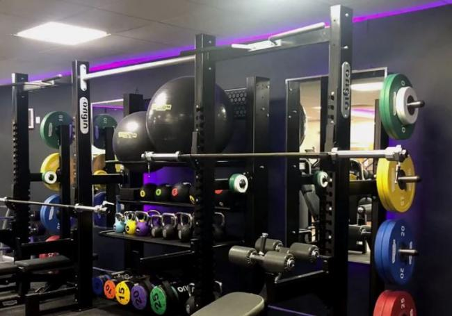Denbigh Leisure Centre will boast an improved strength area as well as mood lighting