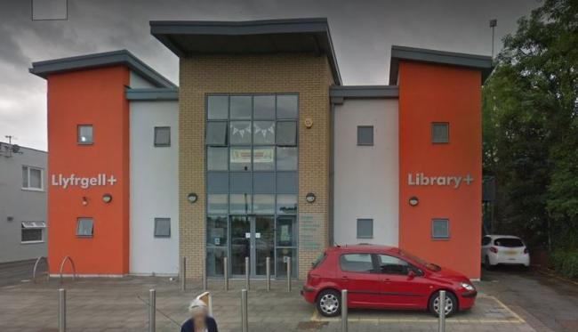 Prestatyn Library. Picture: GoogleMaps
