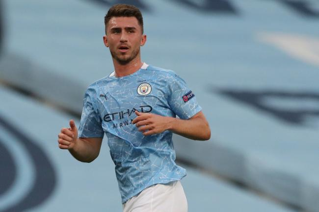 Key defender Aymeric Laporte has not been involved in Manchester City's last three games