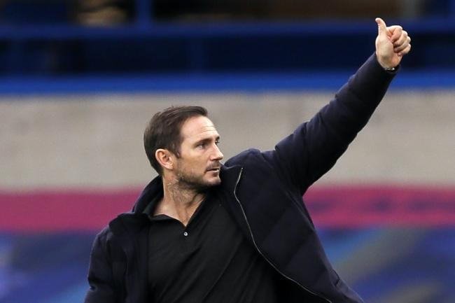 Frank Lampard has given a thumbs-up to staying at Chelsea as manager in the long-run