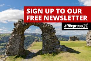 Sign up to the Denbighshire Free Press free daily newsletter