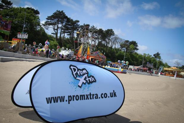 Prom Xtra will feature family-friendly performances by dance and music groups across North Wales.