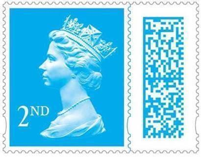 Denbighshire Free Press: New barcodes will be added to stamps. (Royal Mail)