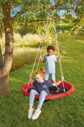 Denbighshire Free Press: Playtive Nest Swing. (Lidl)
