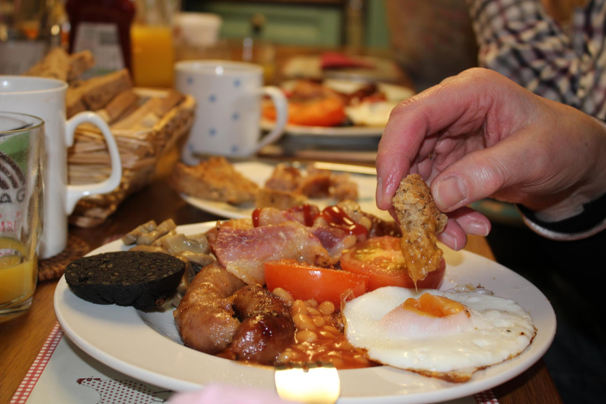 The FUW will hold a series of breakfasts in January