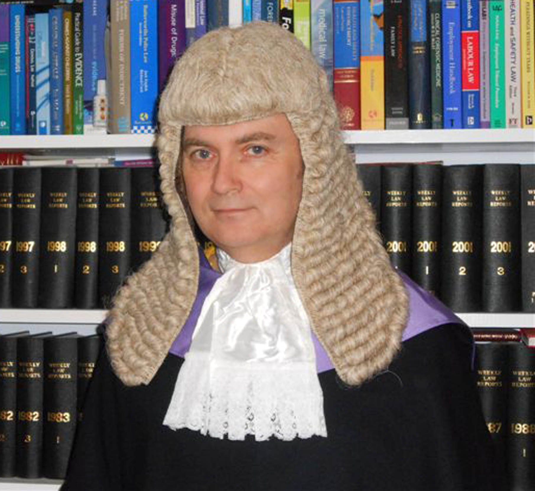 Judge Rhys Rowlands - critical of delay in case being brought to court