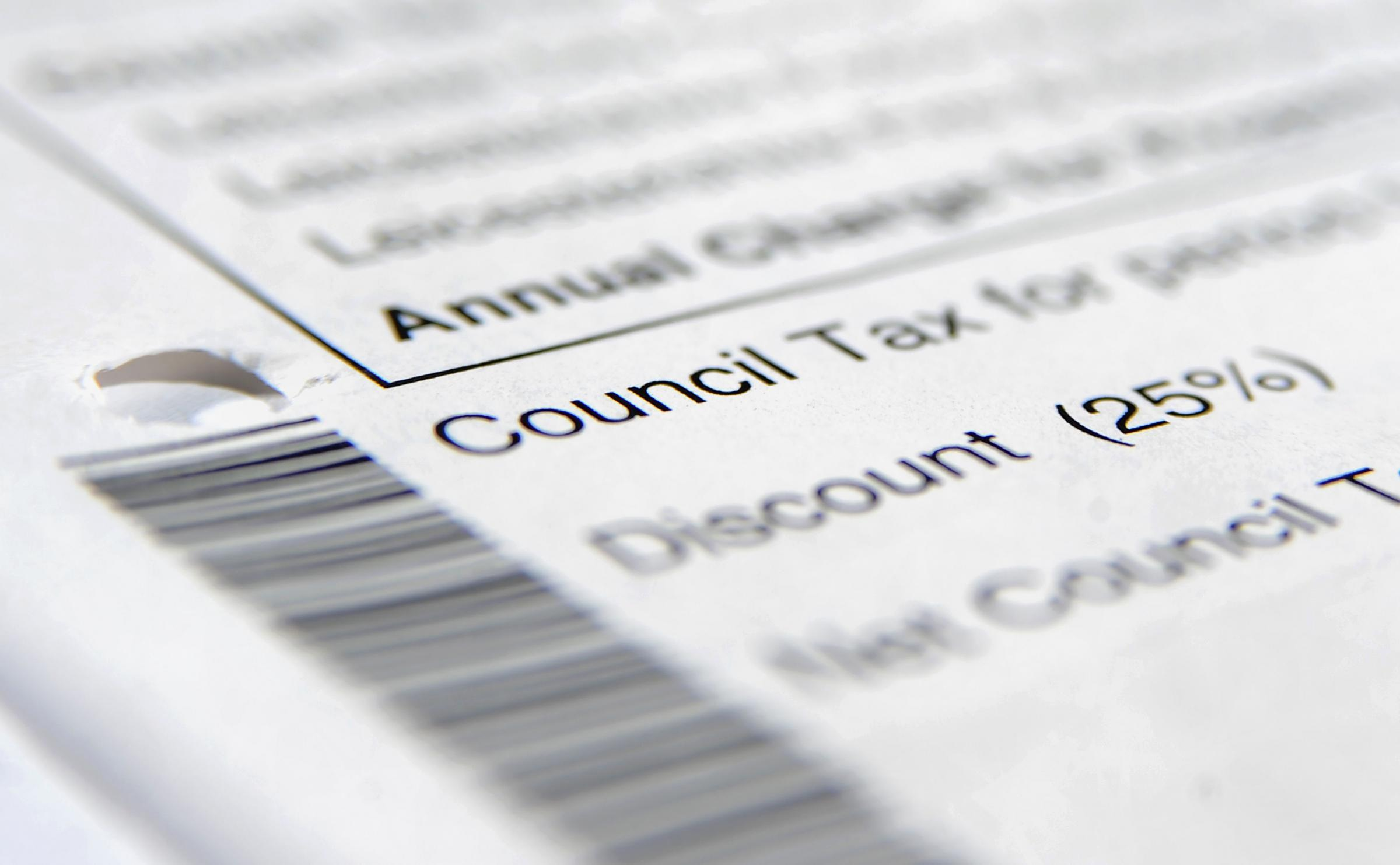 Cabinet discussed a proposal to increase council tax by 4.75 per cent