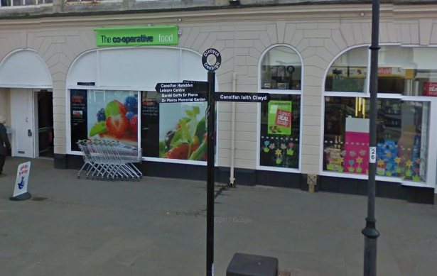 Co-op store in Denbigh. Picture: Google Streetview
