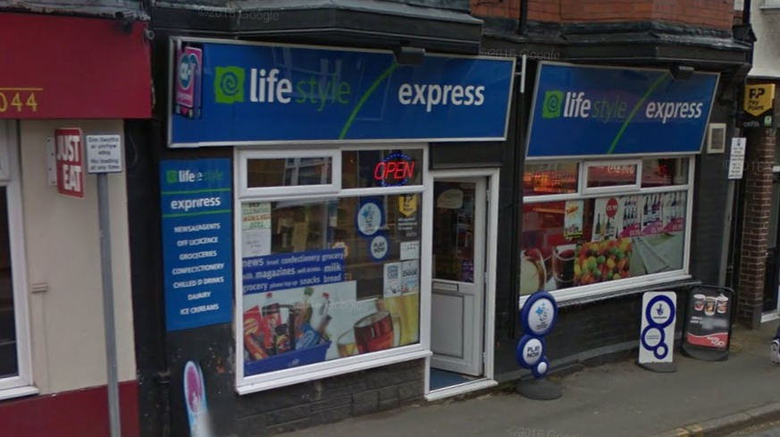 Lifestyle Express Shop, Dyserth. Picture: Google Streetview