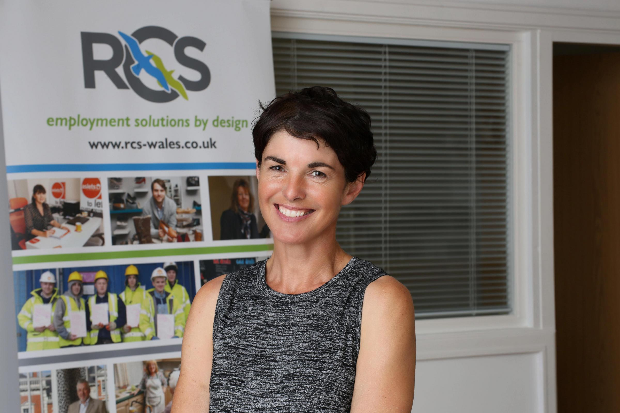 Ali Thomas, operational director for Rhyl City Strategy