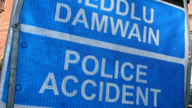 Reports of accident at Clocaenog Forest