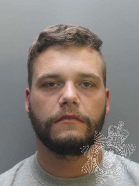 Connor Hooley - jailed for eight years