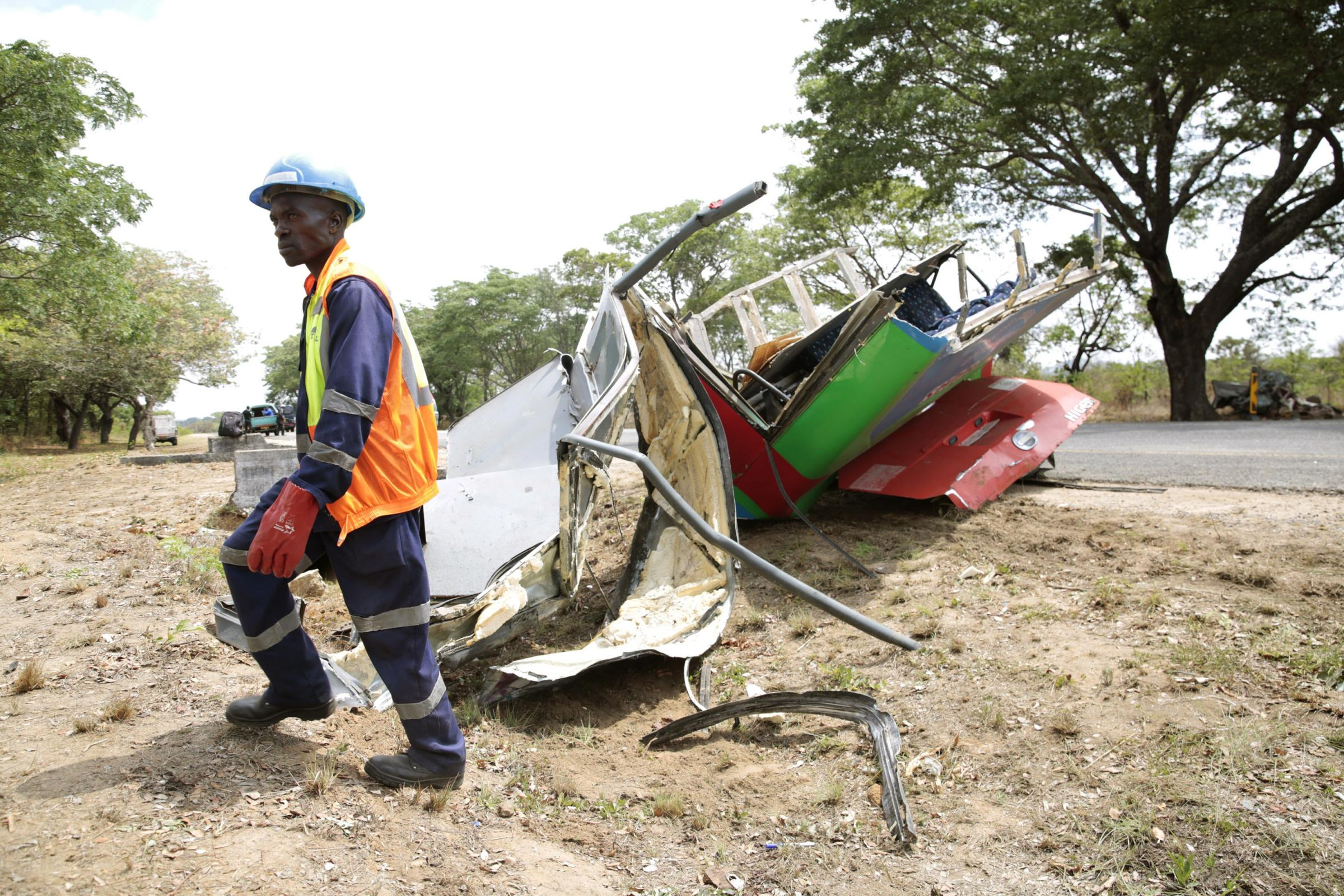 Zimbabwe Bus Crash