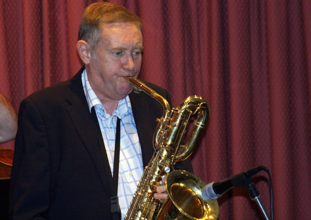 John Hallam will join the Harry Bolt Quartet as guests of the North Wales Jazz Society next Tuesday