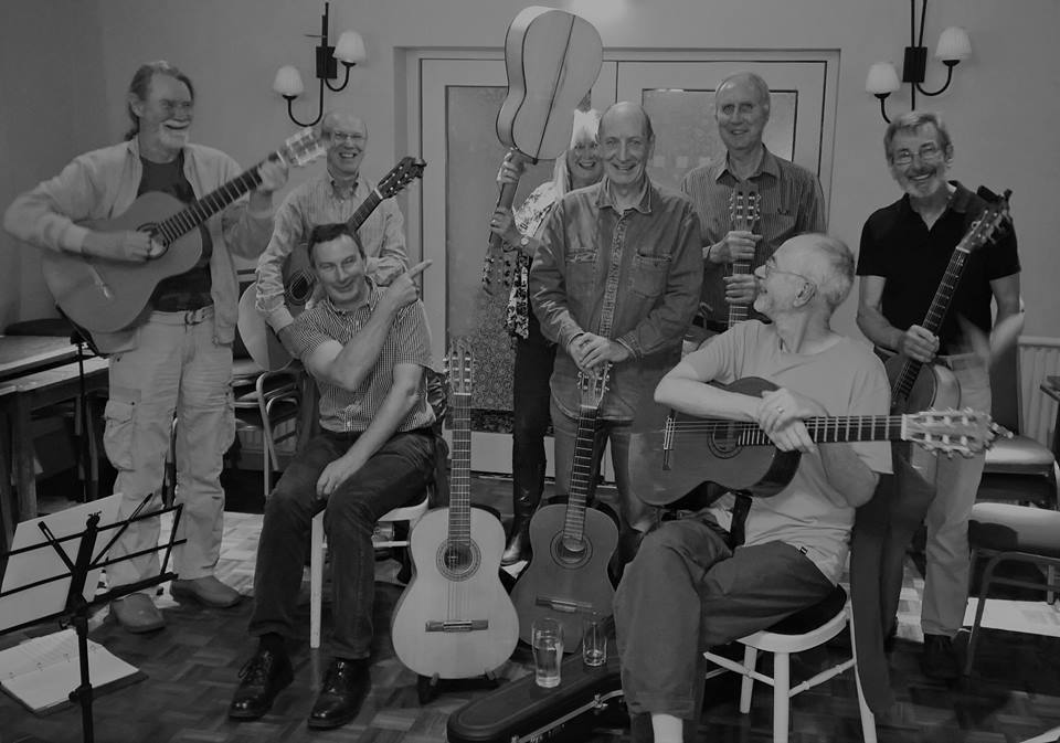 North Wales Guitar Circle