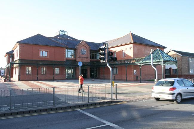 Probation officer failed breath test Llandudno magistrates were told