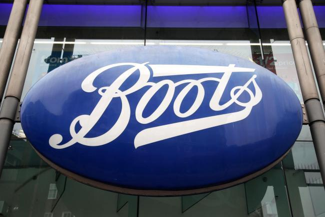 Boots are warjing of closures in the UK