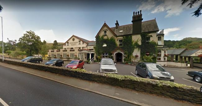 White Waters Hotel and Spa in Llangollen (Image / Google StreetView)