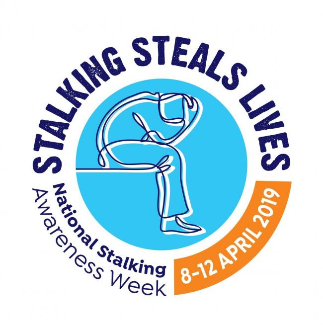 The campaign #StalkingStealsLives