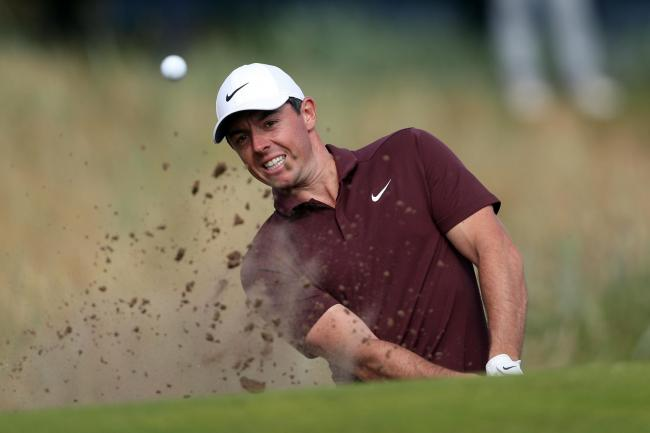 Rory McIlroy File Photo